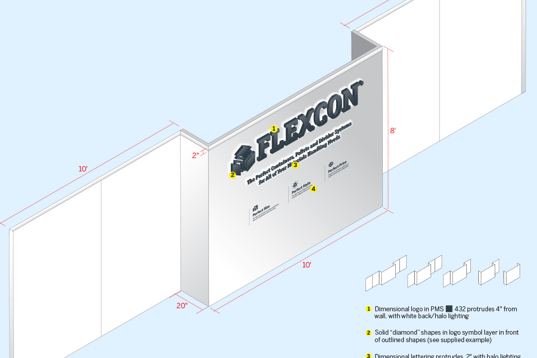 Flexcon-TradeShowBooth-detail