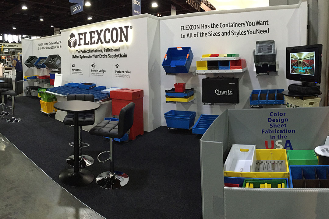 Flexcon-TradeShowBooth-photo