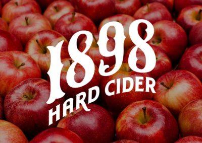 1898 Hard Cider